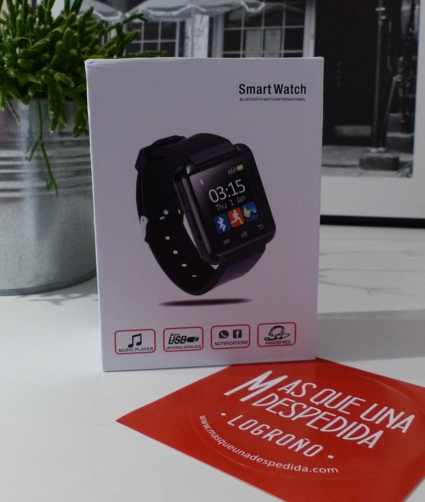 smartwatch masqueunadespedida
